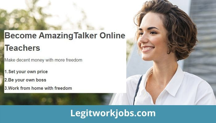 Become AmazingTalker Online Teachers