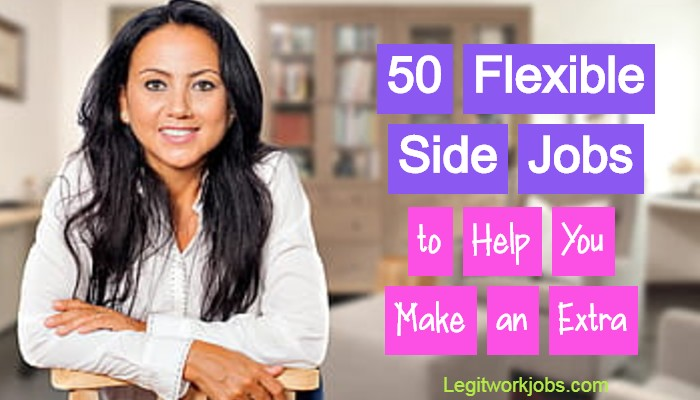 Flexible Side Jobs