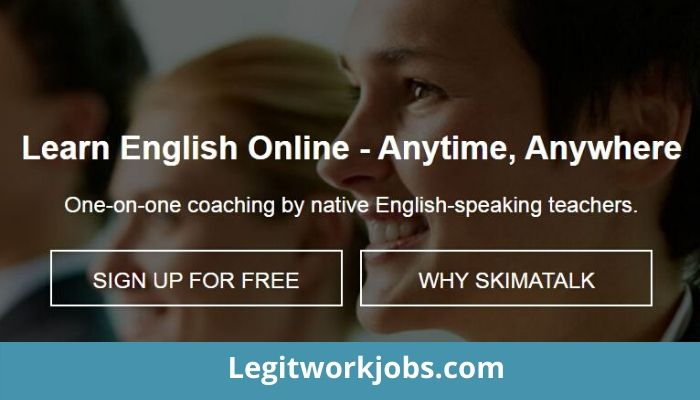 Learn English Online - Anytime, Anywhere with SkimaTalk