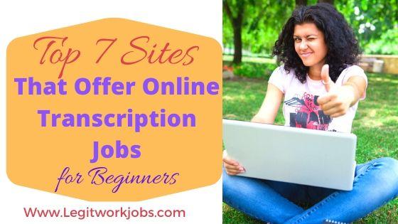 Online Transcription Jobs for Beginners
