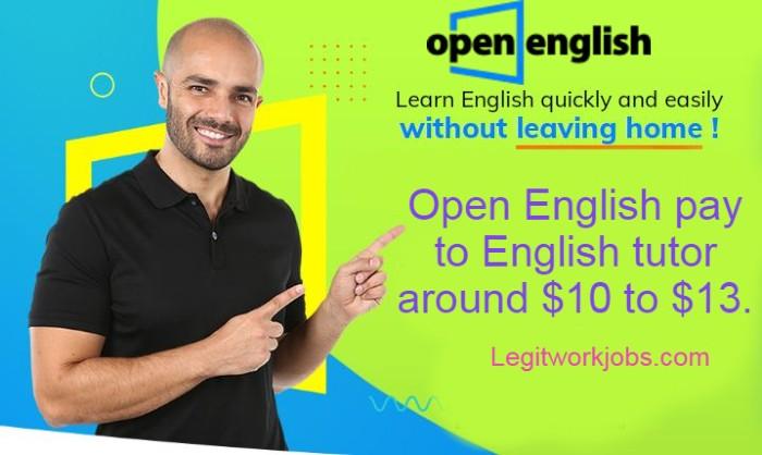 Open English Reviews