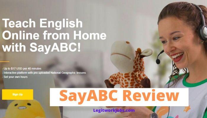 SayABC Review