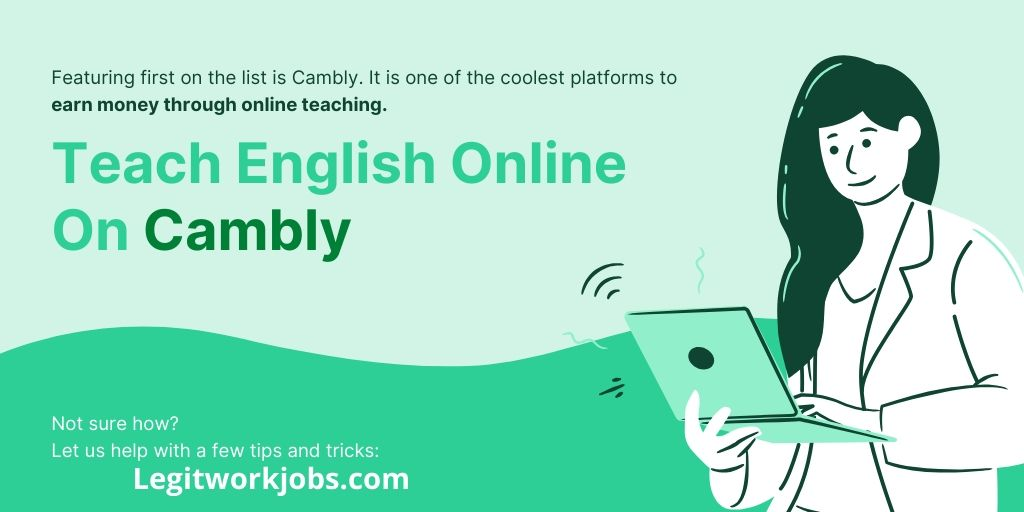 Teach English Online on Cambly