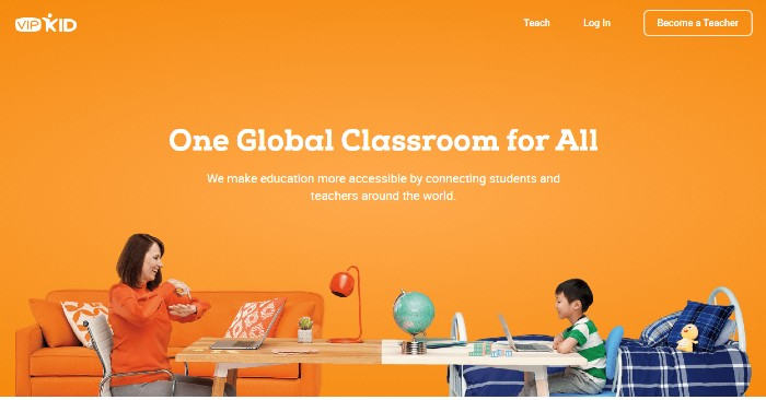 Vipkid Teacher Portal