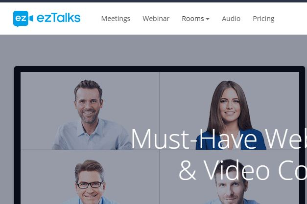 eztalks Free Webinar Software