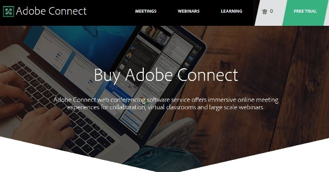 Adobe Connect Webinar Software