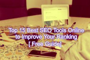 Best SEO Tools Online