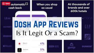 Dosh App Reviews