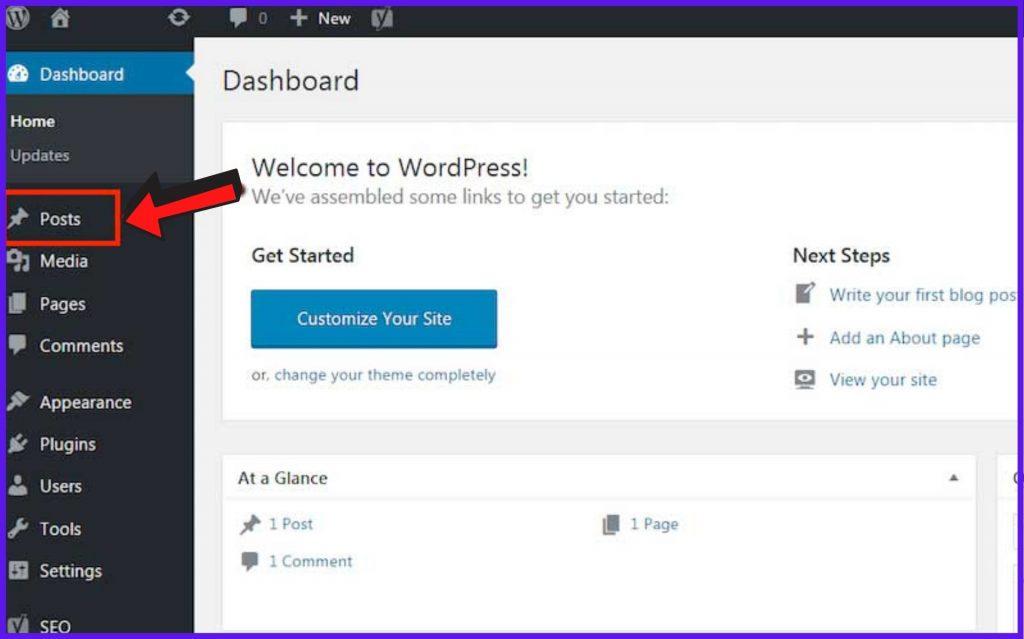Write-WordPress-Post