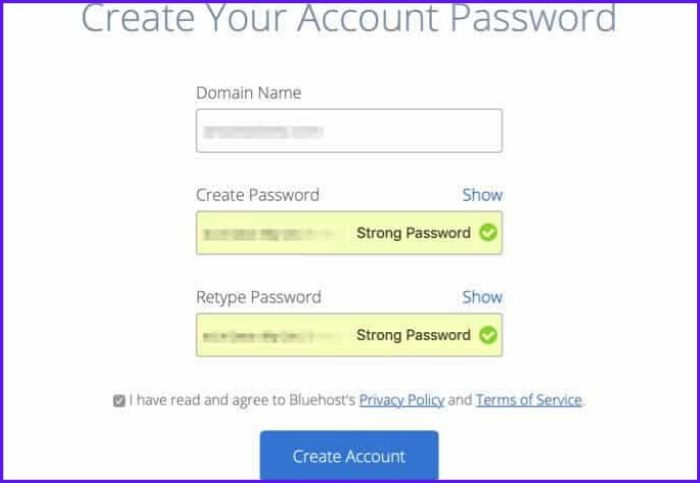 how-to-start-a-blog-bluehost-set-password