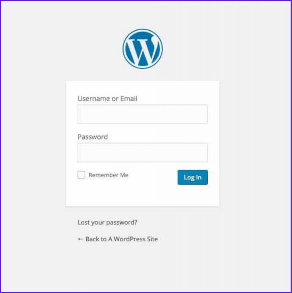 how-to-start-a-blog-wordpress-login