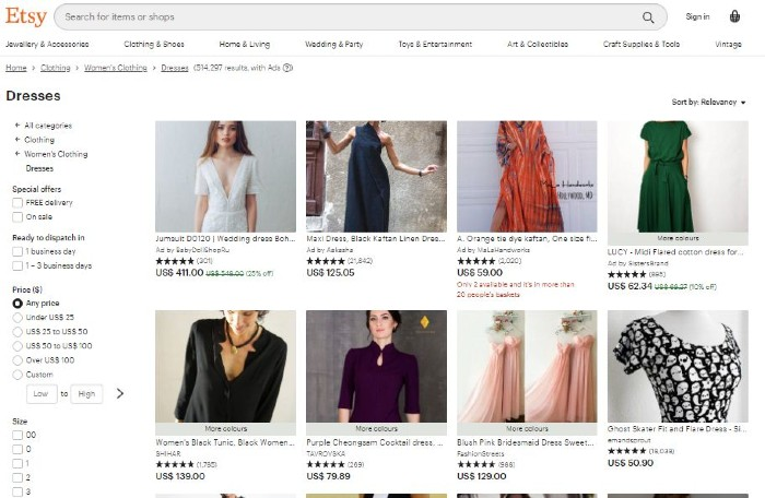 How to sell stuff on Etsy