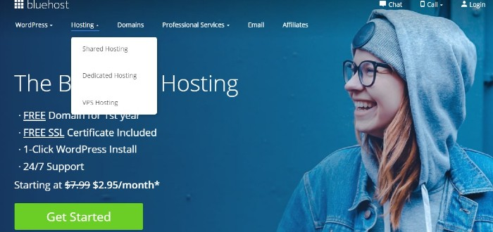 Bluehost Best Hosting Company
