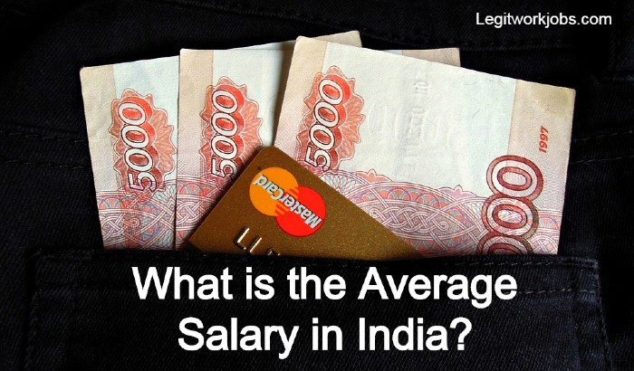What is the Average Salary in India