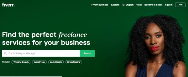 Selling your Services on Fiverr