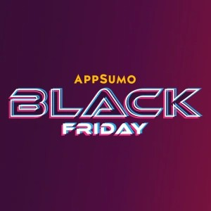 Black Friday Appsumo Deals
