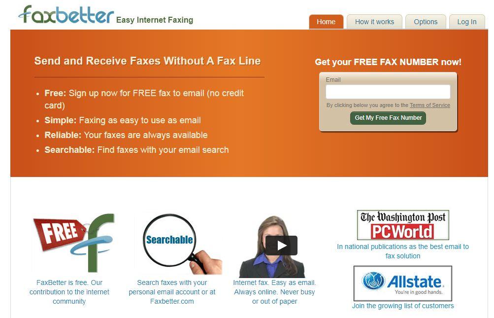 FAX Better