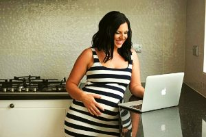 Stay at Home Jobs for Pregnant Moms