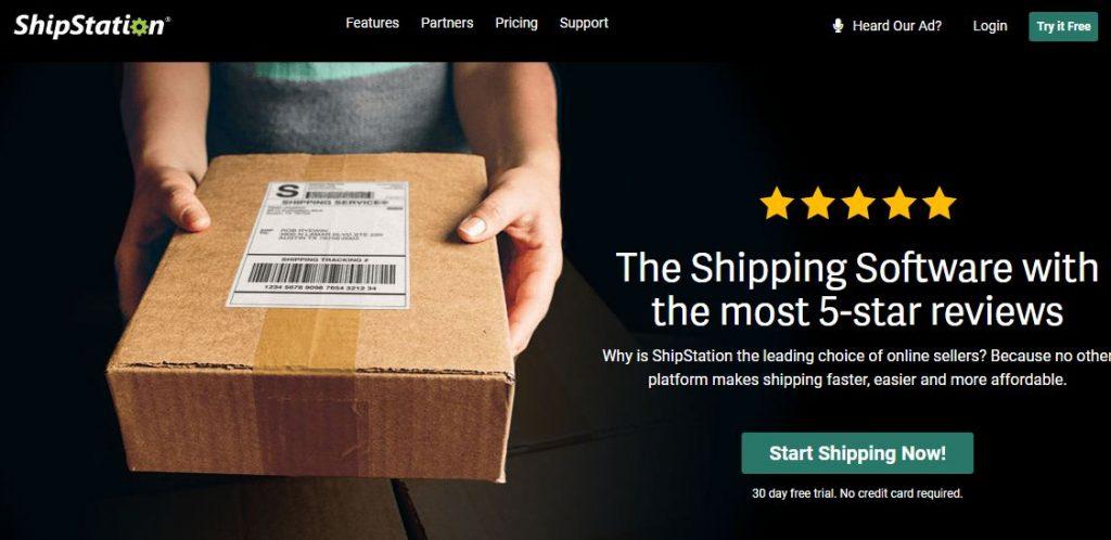 Ship Station Shipping Software