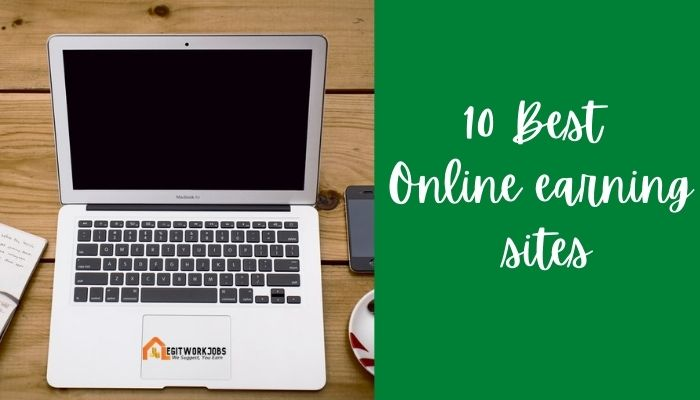 Best Online earning sites in India