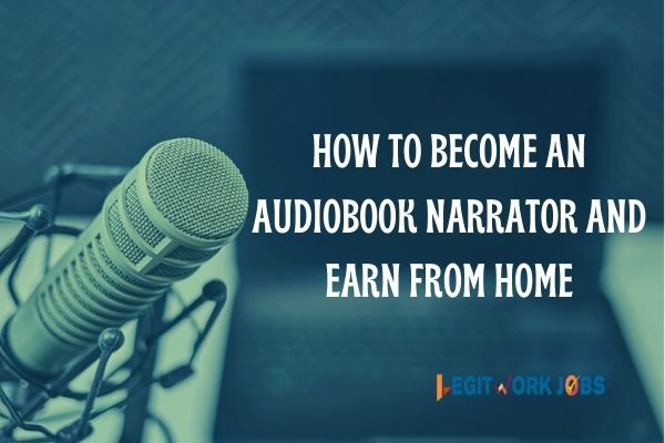 How to Become an Audiobook Narrator,