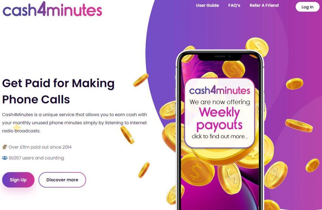 Cash4minutes