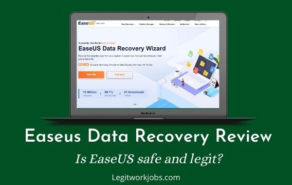 Is EaseUS safe