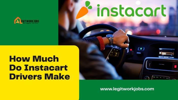 How Much Do Instacart Drivers Make