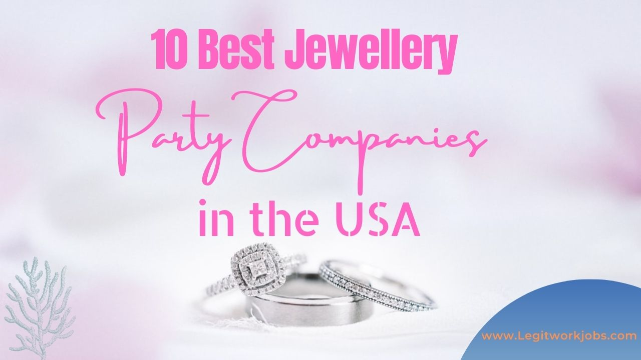 Best Jewellery Party Companies in the USA