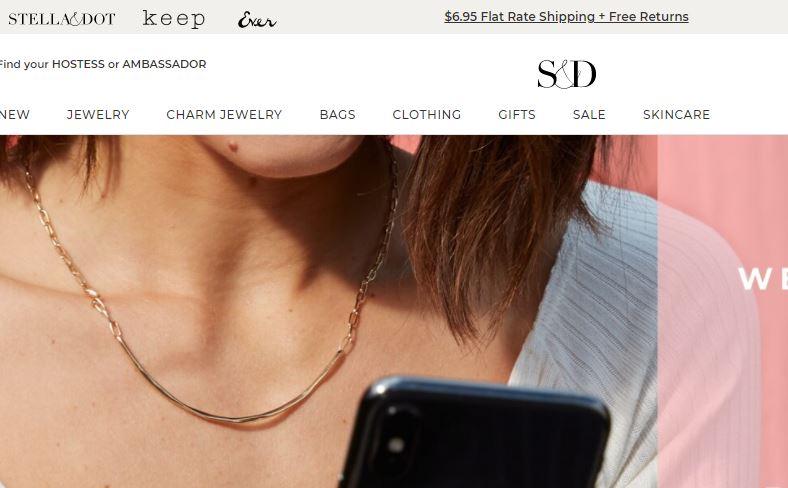 Stelladot Jwellery Company