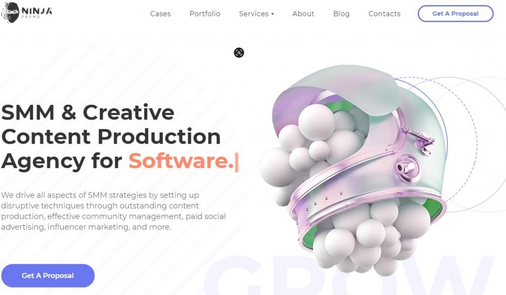 Ninja Promo Social Media Marketing Companies