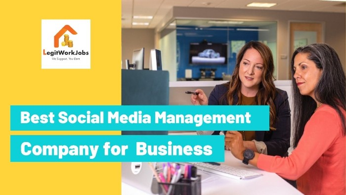 Social Media Management Company for Small Business