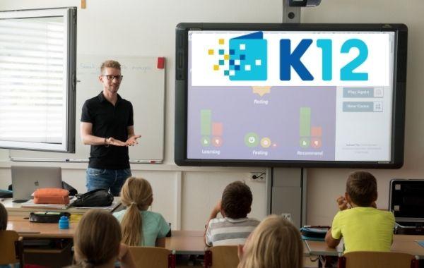 K12 online job