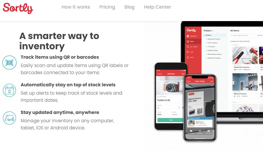 Sortly Pro - A smarter way to inventory