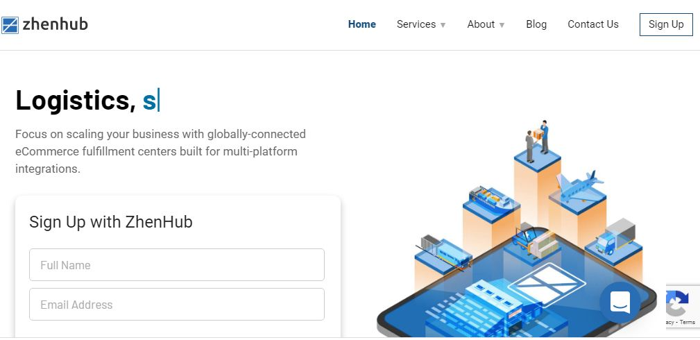 ZhenHub is a cloud-based one of the best free inventory management softwares