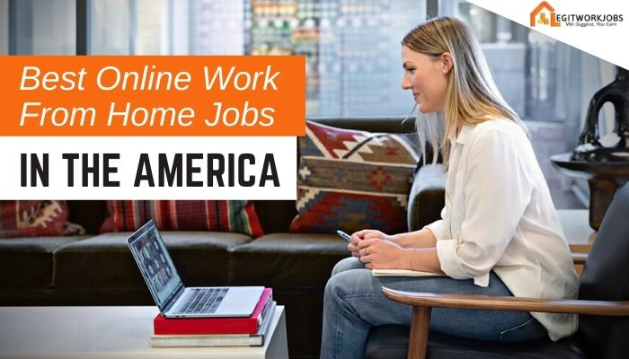 Online Jobs in USA Work from Home